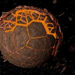 Взрыв планеты 3D